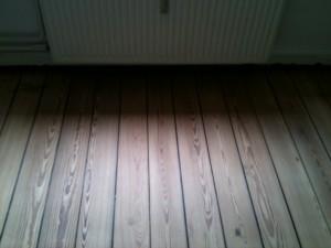 Laugen - sinnvolle Behandlung für helle Holzoberflächen