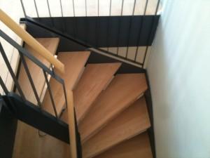 Holztreppen - Besonderheiten bei Pflege und Abschleifen