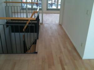Holzboden - Das Schleifen - werterhaltender Arbeitsschritt für zahlreiche Holzböden