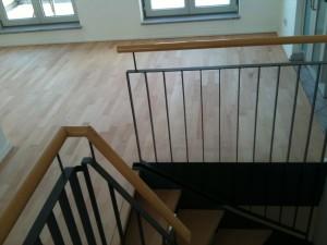 Fußboden und Treppen in Hamburg schleifen